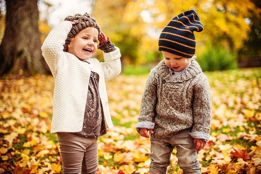 12 Fall Activities for Toddlers