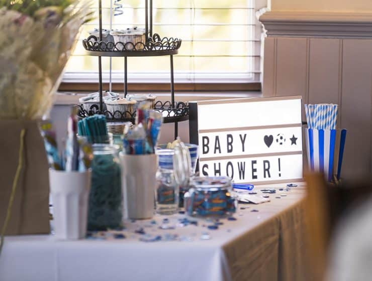 Baby Shower Guest Sign In Ideas