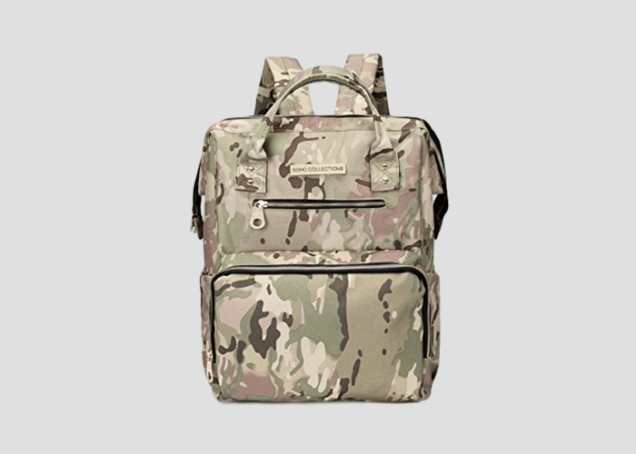 Cool Diaper Bags for Dad SOHO